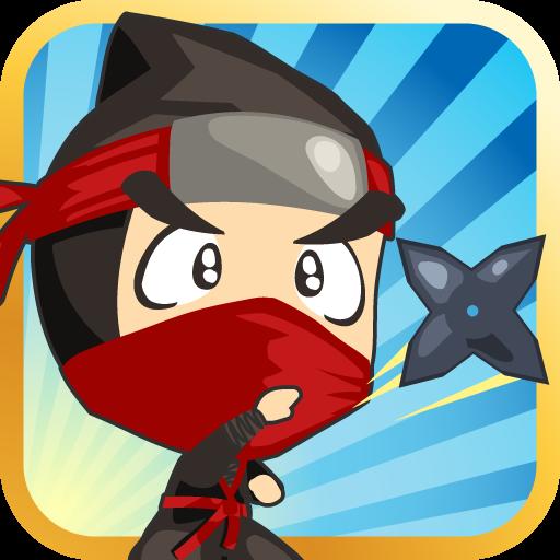 Shuriken Strike: Ninja master